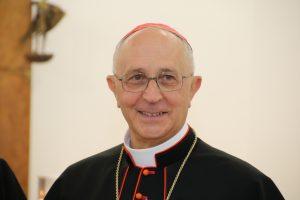 フィローニ枢機卿、来日 各地を...
