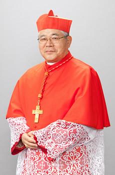 前田万葉 枢機卿